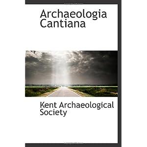 【クリックでお店のこの商品のページへ】Archaeologia Cantiana [ペーパーバック]