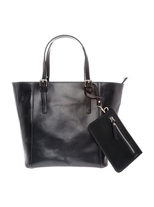 Valance Paris Shoppingtasche (Marineblau)