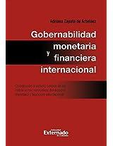 Gobernabilidad monetaria y financiera internacional: contribución al estudio jurídico de los instrumentos normativos del derecho monetario internacional