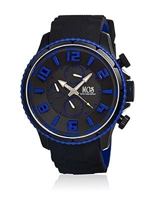 Mos Reloj con movimiento cuarzo japonés Mosbc105 Negro 48  mm