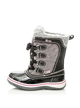 Vertigo Botas de Nieve Clems Kid (Gris / Negro)