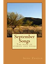 September Songs: The Book of Stories and Poems