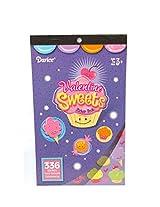 WeGlow International Valentine Sweet Sticker Books (4 Books)
