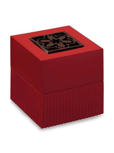 Easy Scent by Lampe Berger Fragrance Diffuser Cube, Red