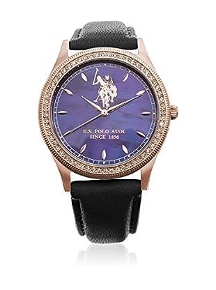 US Polo Association Uhr mit Miyota Uhrwerk Woman USP5427BL 38.5 mm