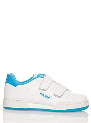 Kelme Zapatillas Deportivas New Beta S.V.Kids (Azul)