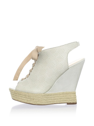 Luxury Rebel Women's Carlos Wedge Sandal (Ice)