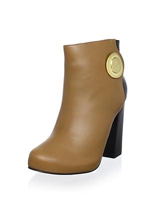 Kat Maconie Women's Hazel Ankle Boot (Tan/Black)