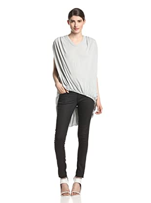 Rick Owens Lilies Women's Bubble Top (Cloud)