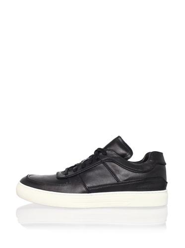 Alejandro Ingelmo Men's Toby Sneaker (black twill)