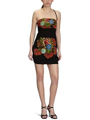 Desigual Vestido corto 22V2083 (Negro)
