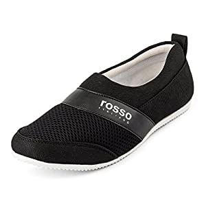 Rosso Italiano Men's Grey Casual Loafers Shoe (ril499gy701) 6