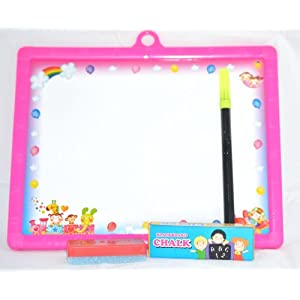 Double Sided Mini Fun Slate (Color May Vary)
