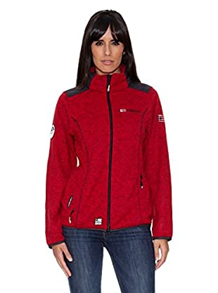Geographical Norway Forro Polar Terracota Lady 007 (Rojo)