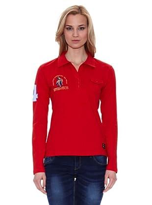 Spagnolo Polo Chucker (Rojo)