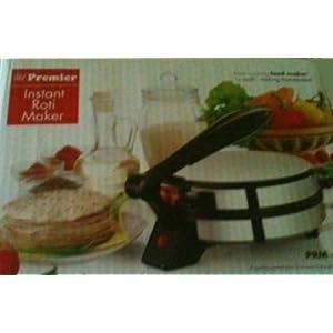 Premier Chappathi / Roti / Tortilla Maker - PRM01