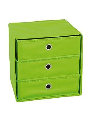 13 Casa Organizador Lolly A4 Verde