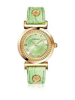 Versace Uhr mit schweizer Quarzuhrwerk Woman Vanity 35 mm