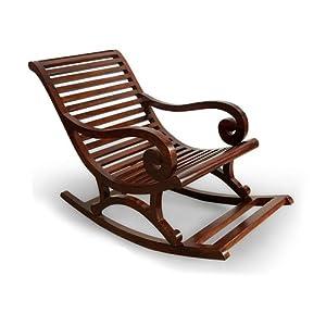 Saffron Royale Rocking Chair