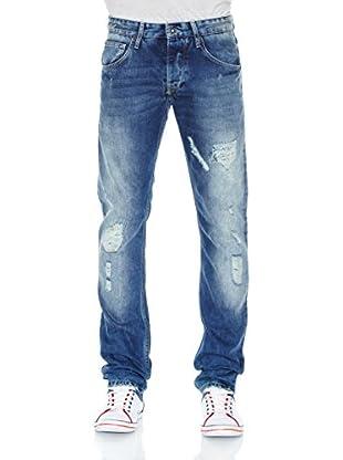 Pepe Jeans London Vaquero Toufan (Azul Lavado)