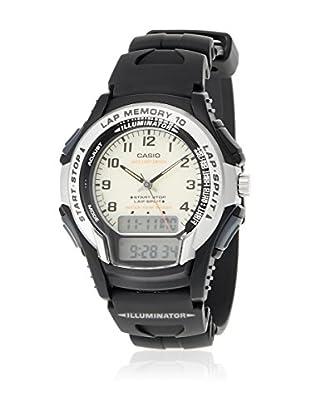 Casio Reloj con movimiento cuarzo japonés Unisex Unisex Unisex WS-300-7BVSDF 38.0 mm