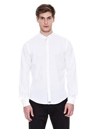 Springfield Camisa Sport N1 Dobby Mao (Blanco)