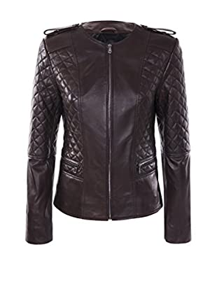 GIORGIO DI MARE Lederjacke Women'S Leather Jacket