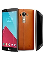 LG H818N G4 GENUINE LEATHER BROWN