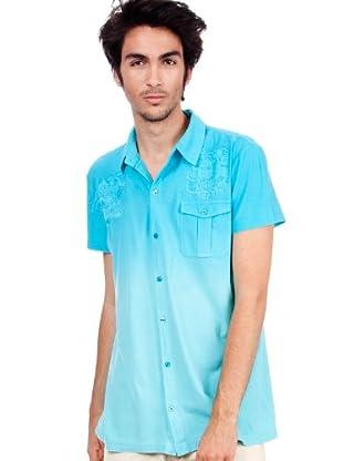 Custo Barcelona Poloshirt (Hellblau)