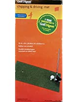 Golf Digest Chipping & Driving Mat