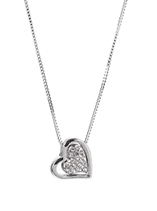 MUSAVENTURA Collar  Beautiful Heart Transparente