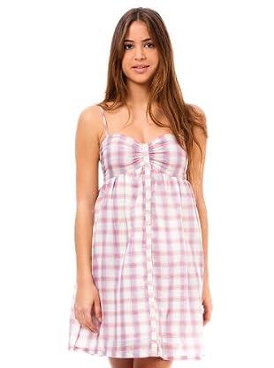 Billabong Vestido Tirantes Sunny (crudo / rosa)