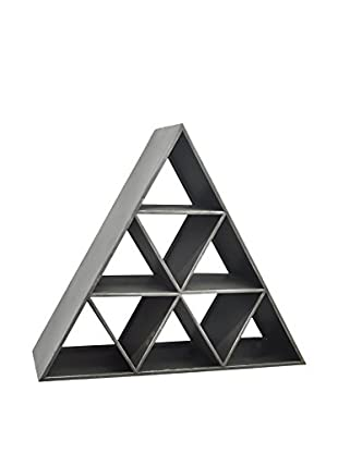 Three Hands Triangle Metal Wall Storage