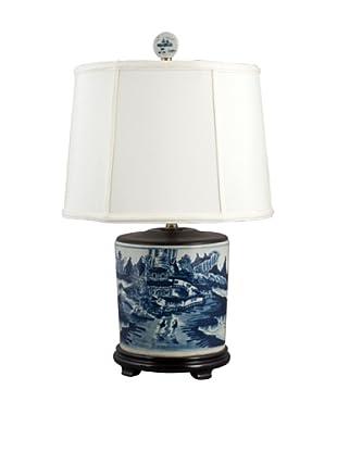 Oriental Danny Pot Table Lamp