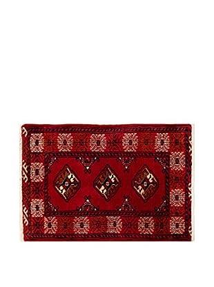 RugSense Alfombra Persian Kalat Rojo/Azul 88 x 62 cm