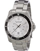 Victorinox Swiss Army Men's 241437 Maverick GS Stainless Steel Silver Dial Watch