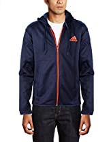 Adidas Men's Blue Training Sweatshirt