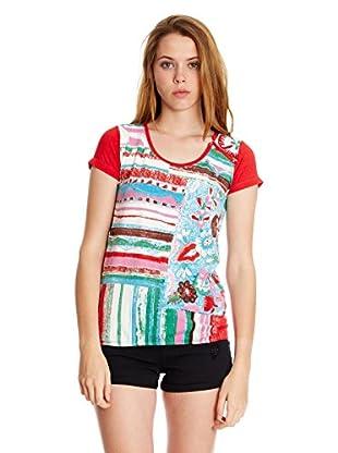 SideCar Camiseta Manga Corta Brenda