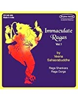 Immaculate Ragas Vol. 1