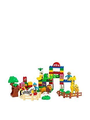 ColorBaby Juego De Construcción 78 Piezas Zoo