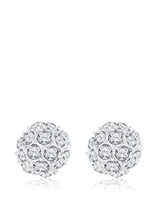 Diamond Style Pendientes Ball