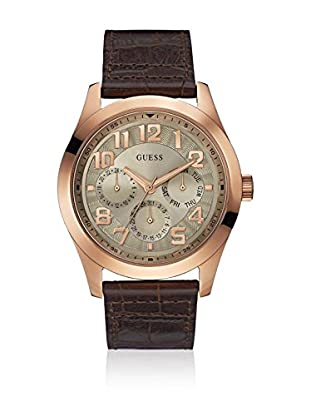 Guess Reloj de cuarzo Man Rosado 46 mm