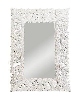 Home Ideas Espejo de Pared Classic Blanco