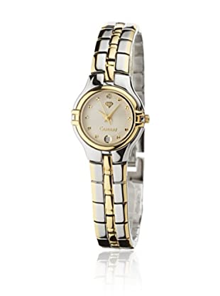Yves Camani Reloj Carat 23 Malia Plata / Oro