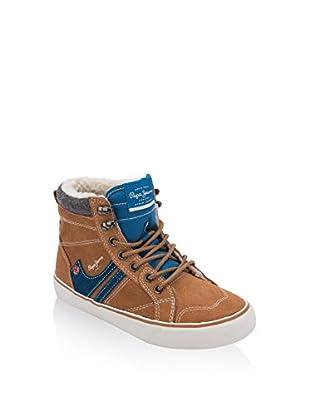 Pepe Jeans London Zapatillas abotinadas Traveler Mountain
