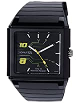 Sonata Ocean Analog Black Dial Men's Watch - NF7988PP01J