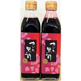 【クリックで詳細表示】カシス黒酢 300ml x 12本: 食品・飲料・お酒 通販