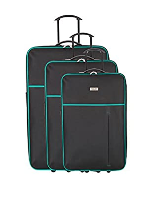 TRAVEL ONE Set de 3 trolleys blandos