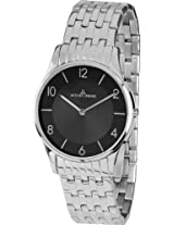 Jacques Lemans Analog Black Dial Women's Watch - 1-1782A