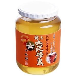 【クリックで詳細表示】かの蜂 国産みかん蜂蜜 1000g: 食品・飲料・お酒 通販